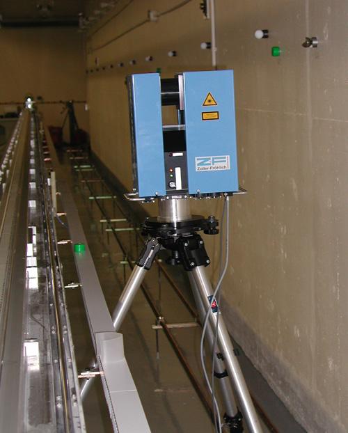 Laser Scanner Operations