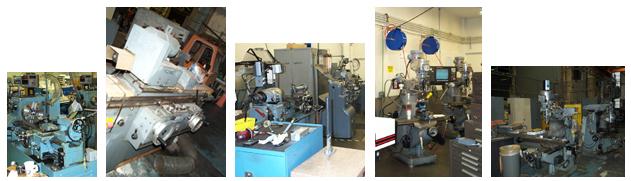 machine tool maintenance